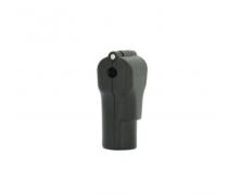 Стоплоки для Крючков, диаметр 4 мм, (черный)