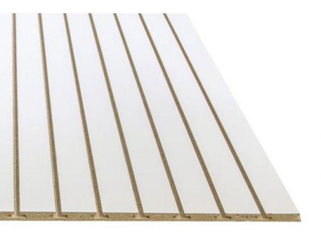Экономпанели белые 2440×1000мм (без вставки)