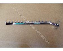 Флейта-Ромб к стене с изгибом, 45 cм