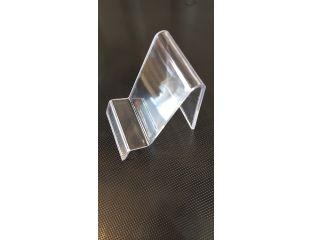 Подставка под телефоны, мобильные аксессуары (акрил) ширина 5,5 см, высота 7 см