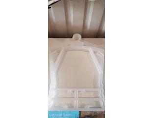 Вешалка-тремпель Рамка детская большая, в упаковке 10шт