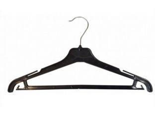 Вешалка костюмная пластмассовые для одежды МУЖСКАЯ 45 см